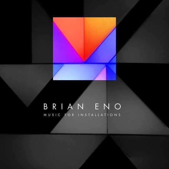 UMC Brian Eno - Music For Installations