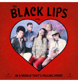 Fire Records Black Lips -  Sing In A World That's Falling Apart