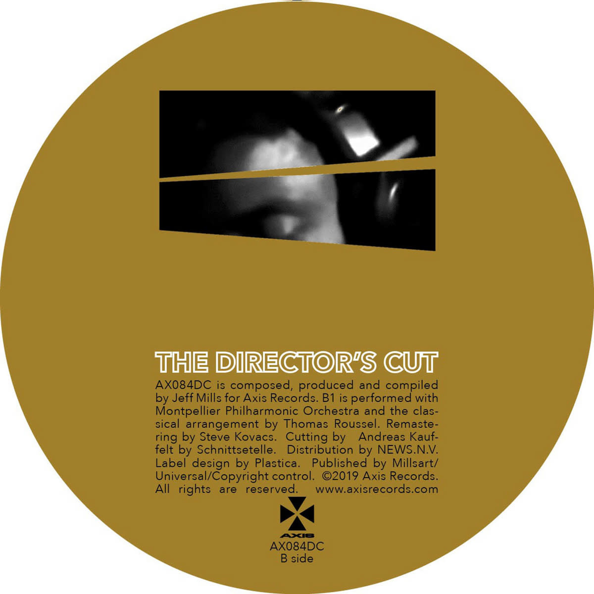 Axis Jeff Mills - The Director's Cut Chapter 6
