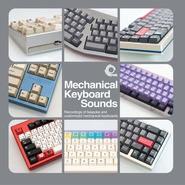 Trunk Taeha Types - Mechanical Keyboard Sounds: Recordings of bespoke and customised mechanical keyboards