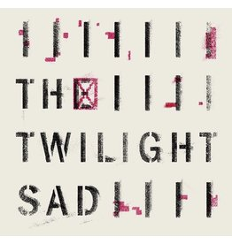 Rock Action Records The Twilight Sad - Rats