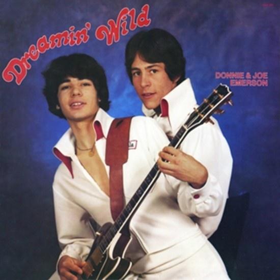 Light In The Attic Donnie & Joe Emerson - Dreamin' Wild