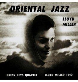 Now-Again Records Lloyd Miller - Oriental Jazz
