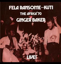 Knitting Factory Records Fela Kuti - Fela With Ginger Baker Live!