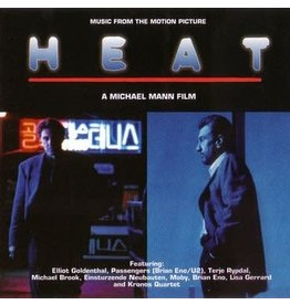 Rhino Various - Heat: Music From The Motion Picture (Coloured Vinyl)