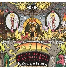 Castle Face Records Nolan Potter's Nightmare Band - Nightmare Forever