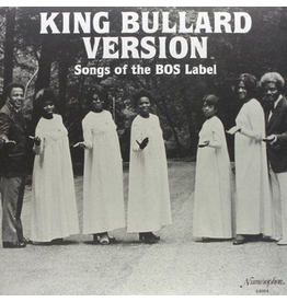 Numero Group King Bullard Version - Songs of the BOS Label