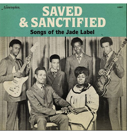 Numero Group Saved And Sanctified - Songs Of The Jade Label
