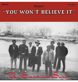 Numero Group Sensational Saints - You Won't Believe It
