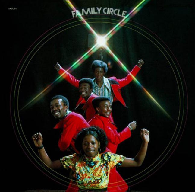 Numero Group Family Circle - Family Circle