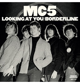 Sundazed Records MC5 - Looking At You / Borderline (Coloured Vinyl)