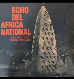 Numero Group Echo Del Africa National - Récit Historique De Bobo Dioulasso