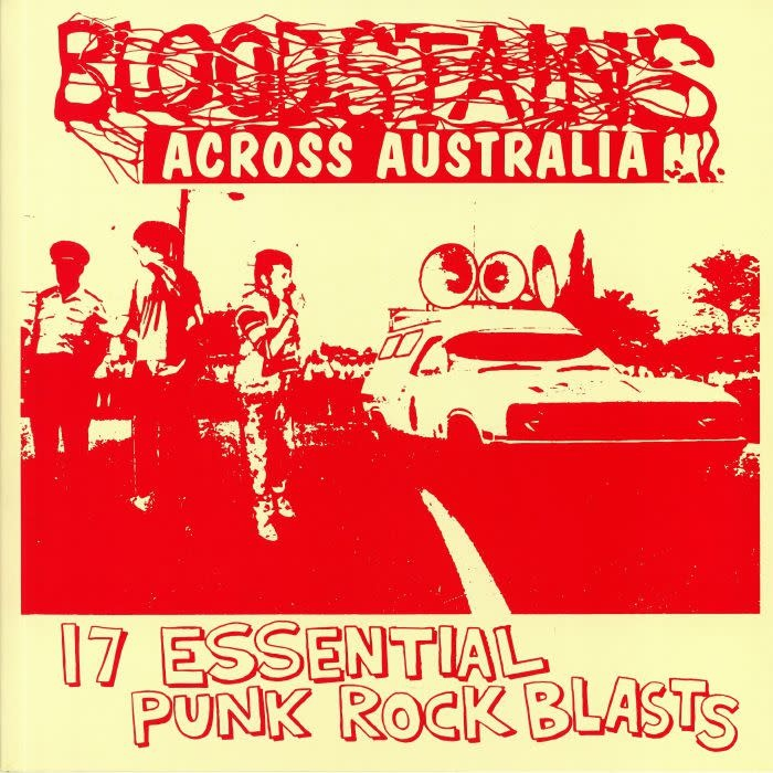 Bloodstains Various ‎– Bloodstains Across Australia