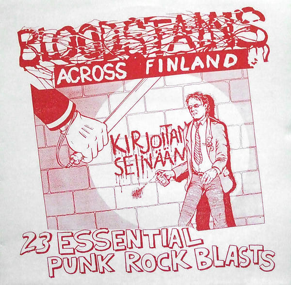 Bloodstains Various ‎– Bloodstains Across Finland