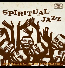 Jazzman Various - Spiritual Jazz