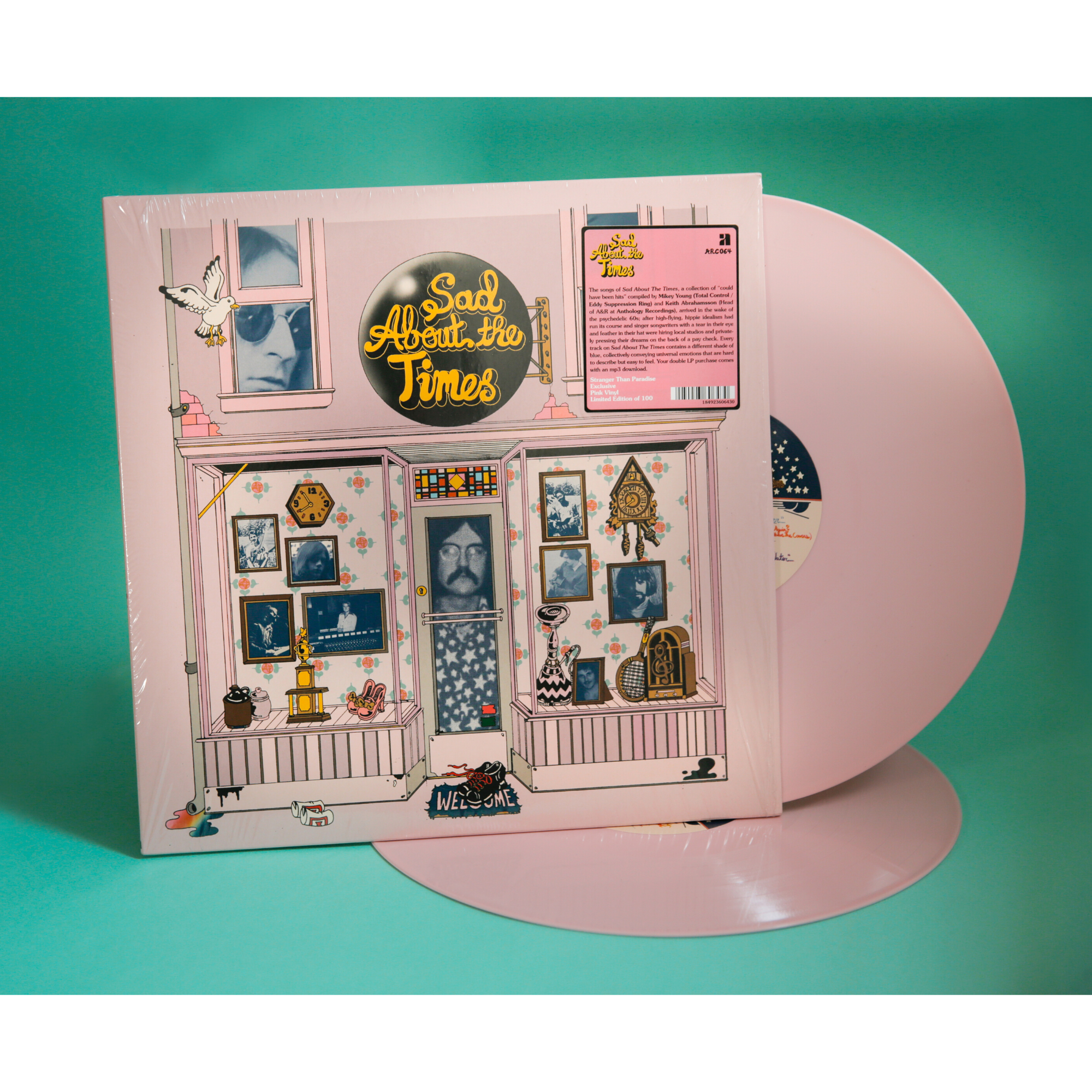 Anthology Recordings Various - Sad About The Times (Exclusive Coloured Vinyl)  (AOTY)
