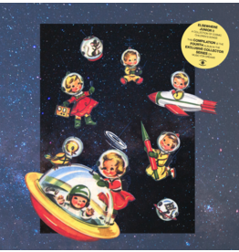 Music For Dreams Various - Elsewhere Junior I : A Collection Of Cosmic Children Songs
