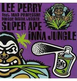 Ariwa Sounds Lee Perry & Mad Professor - Super Ape Inna Jungle