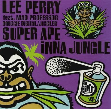 Ariwa Sounds Lee Perry & Mad Professor - Super Ape Inna Jungle