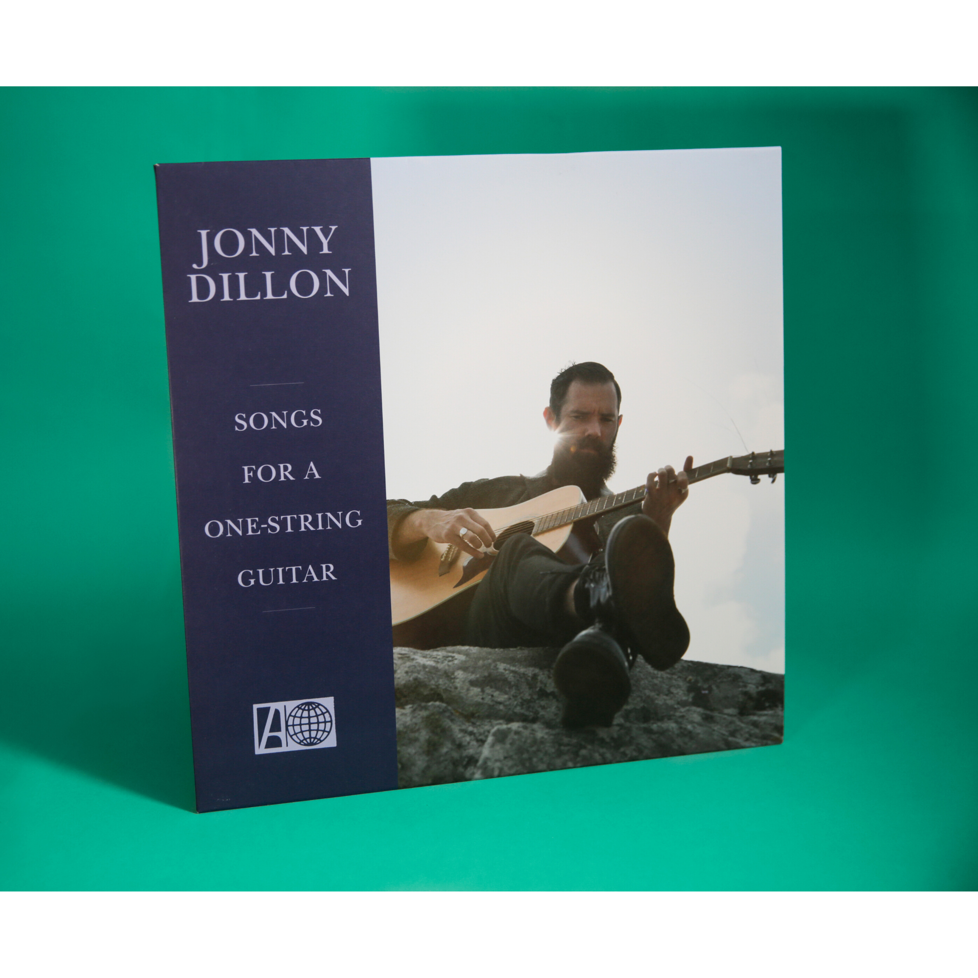 All City Dublin Jonny Dillon - Songs For A One-String Guitar