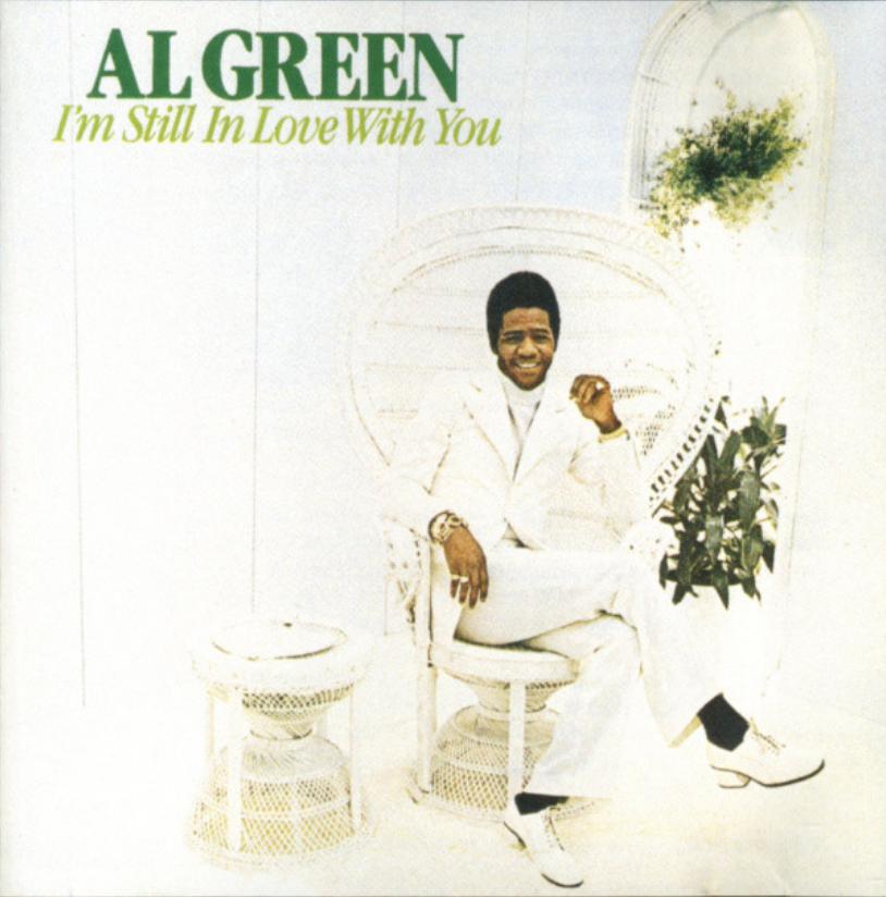 Fat Possum Records Al Green - I'm Still In Love With You