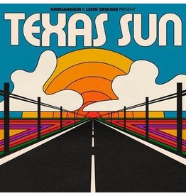 Dead Oceans Khruangbin & Leon Bridges - Texas Sun (Coloured Vinyl)