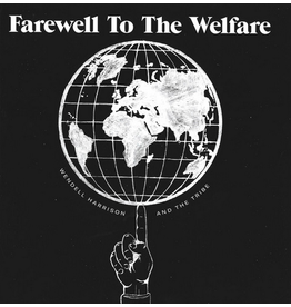 Clap City Records Wendell Harrison And The Tribe - Farewell To The Welfare