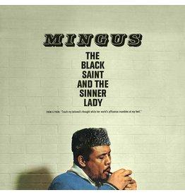 Verve Charles Mingus - The Black Saint And The Sinner Lady