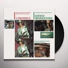 Cherry Red Records Ennio Morricone - I Crudeli