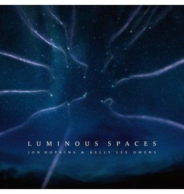 Domino Records Jon Hopkins & Kelly Lee Owens - Luminous Spaces / Luminous Beings
