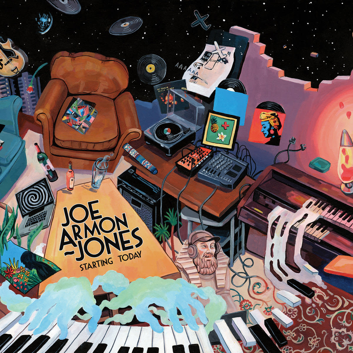 Brownswood Recordings Joe Armon-Jones - Starting Today (New Version)