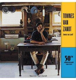 Fat Possum Records Townes Van Zandt - Townes Van Zandt - 50th Anniversary