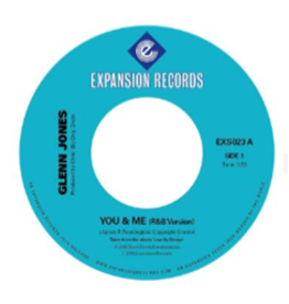 Expansion Records Glenn Jones - You & Me