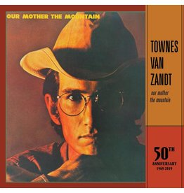 Fat Possum Records Townes Van Zandt - Our Mother The Mountain - 50th Anniversary