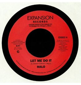 Expansion Records Halo - Let Me Do It
