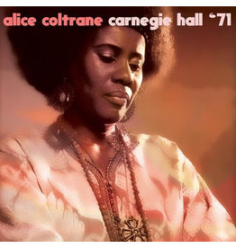 Hi Hat Alice Coltrane - Carnegie Hall '71
