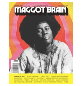 Third Man Records Maggot Brain Issue 1