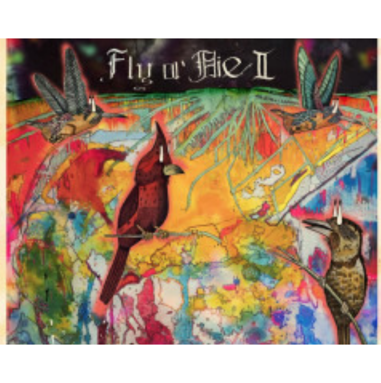 International Anthem Jaimie Branch - FLY or DIE II: bird dogs of paradise [AOTY]