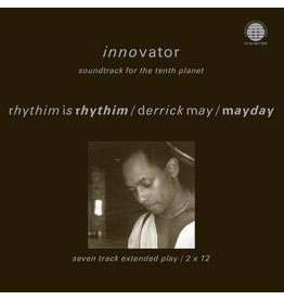 Network Rhythim is Rhythim / Derrick May / Mayday - Innovator – Soundtrack For The Tenth Planet