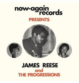 Now-Again Records James Reese - Wait For Me (The Complete Works 1967-1972)