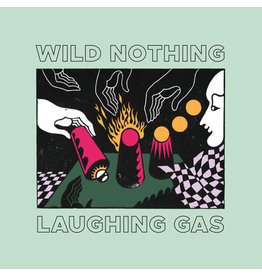 Captured Tracks Wild Nothing - Laughing Gas (Coloured Vinyl)