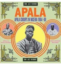 Soul Jazz Records Various - APALA: Apala Groups in Nigeria 1967-70