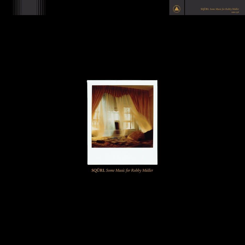 Sacred Bones Records SQÜRL - Some Music For Robby Muller (Coloured Vinyl)