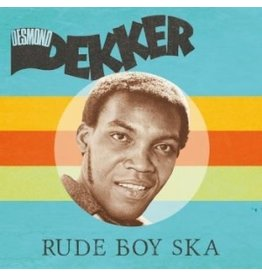 Burning Sounds Desmond Dekker - Rude Boy Ska