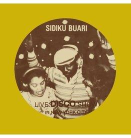 BBE Sidiku Buari - Revolution (Live Disco Show In New York City)
