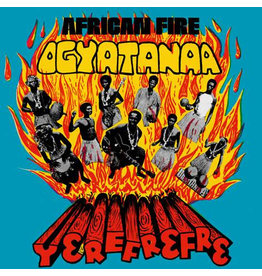 Survival Research Ogyatanaa Show Band - African Fire Yerefrefre