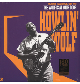 Wax Time Howlin' Wolf - The Wolf Is At Your Door