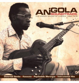 Analog Africa Various - Angola Soundtrack  The Unique Sound Of Luanda 1968 - 1976