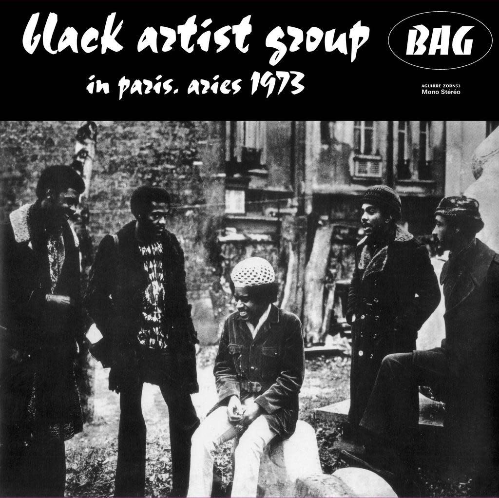 Aguirre Black Artist Group - In Paris, Aries 1973