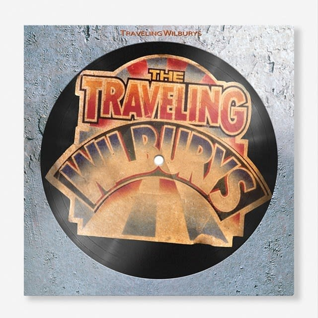 UMC The Traveling Wilburys - The Traveling Wilburys Vol. 1 (Picture Disc)